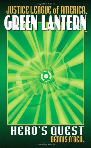 9780743417129: Green Lantern: Hero's Quest (JUSTICE LEAGUE OF AMERICA)
