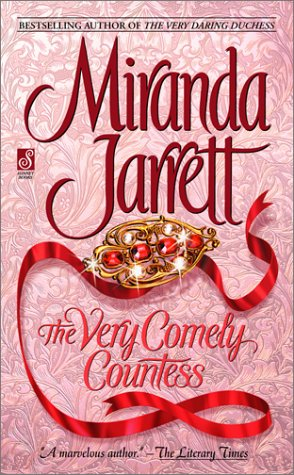 9780743417938: The Very Comely Countess (Sonnet Books)