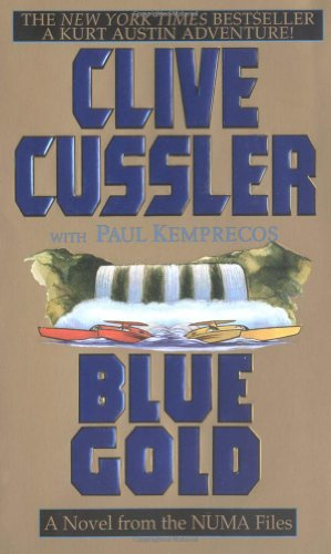 9780743418225: Blue Gold (NUMA Files)