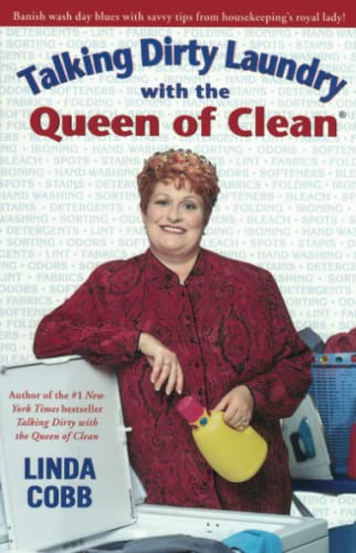 9780743418324: Talking Dirty Laundry with the Queen of Clean