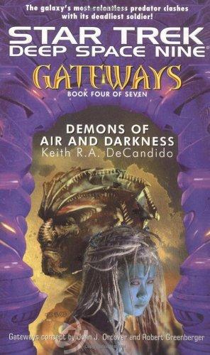 9780743418522: Demons of Air and Darkness: Gateways #4 (Star Trek Gateways)