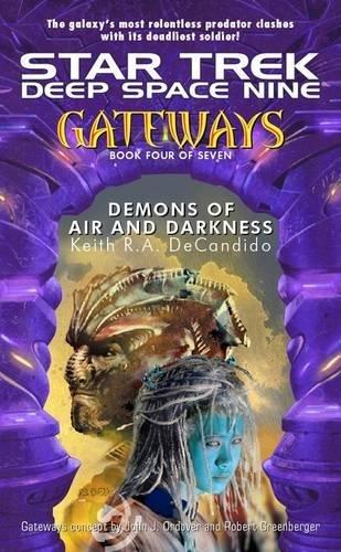 9780743418539: Star Trek: Deep Space Nine-Gateways #4: Demons of Air and Darkness