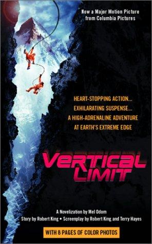 Vertical Limit: Robert King; Mel
