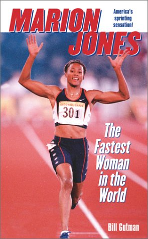 9780743418768: Marion Jones: The Fastest Woman in the World