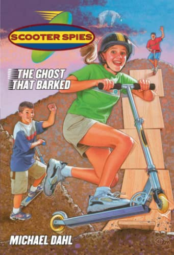 9780743418782: Scooter Spies: The Ghost That Barked