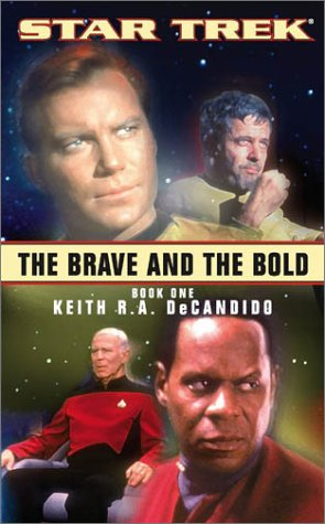 9780743419222: 1: The Brave and the Bold Book One (Star Trek)
