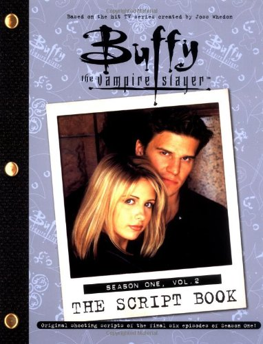 9780743419352: Buffy The Vampire Slayer: The Script Book, Season One, Volume 2