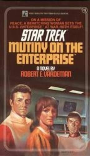 9780743419635: Mutiny on the Enterprise (Star Trek: The Original Series)
