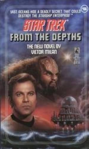 9780743420174: From the Depths (Star Trek: The Original Series)