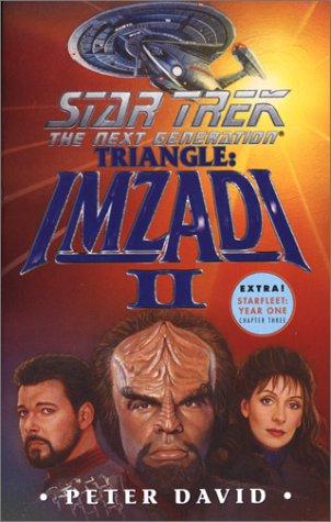 9780743420716: Triangle: Imzadi II by Peter David