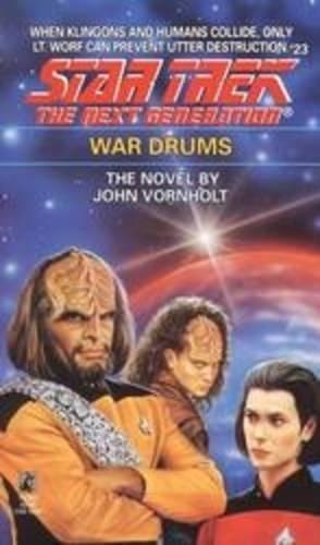 War Drums (Star Trek: The Next Generation): John Vornholt