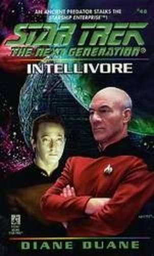 Intellivore (Star Trek, The Next Generation Ser., No. 45) (0743421248) by Diane Duane