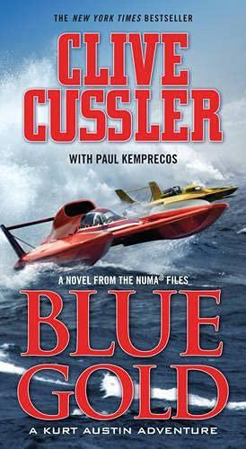9780743423083: Blue Gold: A novel from the NUMA Files