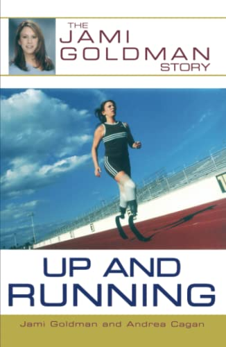 9780743424219: Up and Running: The Jami Goldman Story