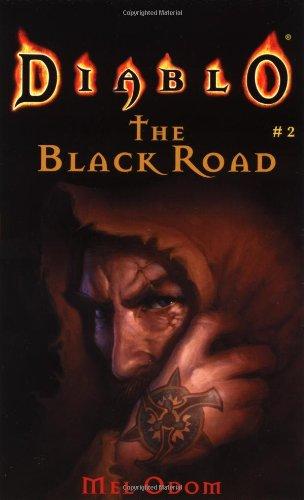 9780743426916: Black Road: Diablo #2 (The Diablo Series)