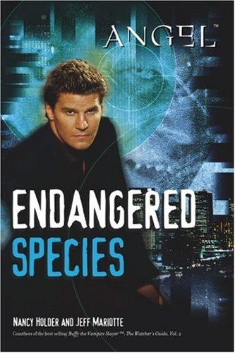 9780743427821: Endangered Species (Angel)