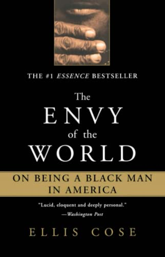 9780743428170: The Envy of the World: On Being a Black Man in America