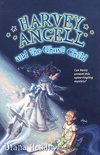 9780743428293: Harvey Angell and the Ghost Child
