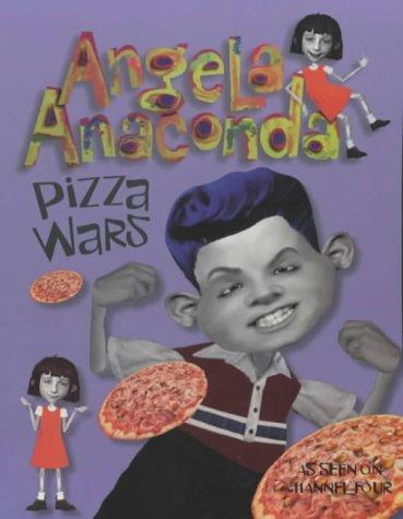 9780743428866: Angela Aneconda: Pizza Wars (Angela Anaconda)