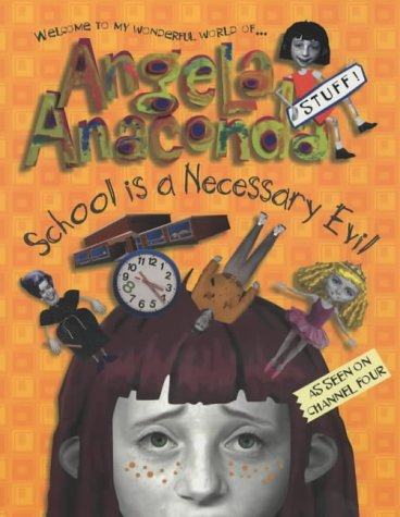 School is a Necessary Evil (Angela Anaconda): Ferrone, Joanna, Rose, Sue