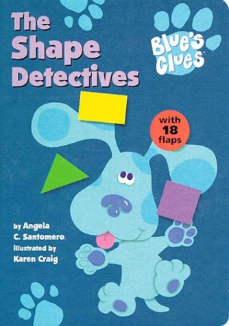 9780743429528: Shape Detectives (Blue's Clues)