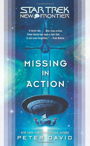 9780743429597: Missing in Action (Star Trek: New Frontier)