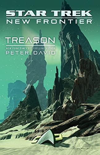 9780743429610: Star Trek: New Frontier: Treason (Star Trek: The Next Generation)