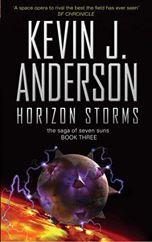 9780743430678: Horizon Storms: Saga of Seven Suns (Saga of Seven Suns (Paperback))