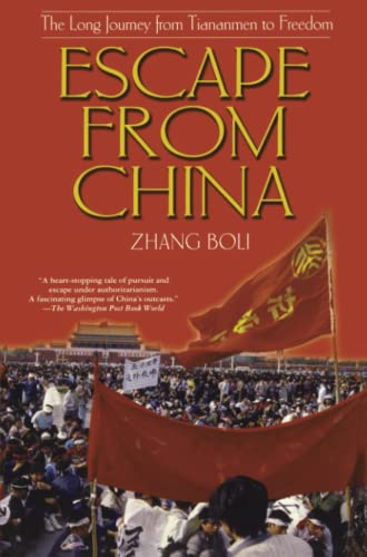 9780743431613: Escape from China: The Long Journey from Tiananmen to Freedom