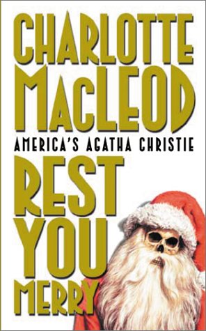 9780743434737: Rest You Merry: A Professor Peter Shandy Mystery (Peter Shandy Mysteries)