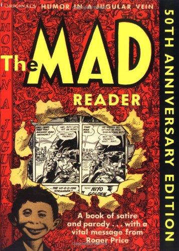 The Mad Reader: Kurtzman, Harvey