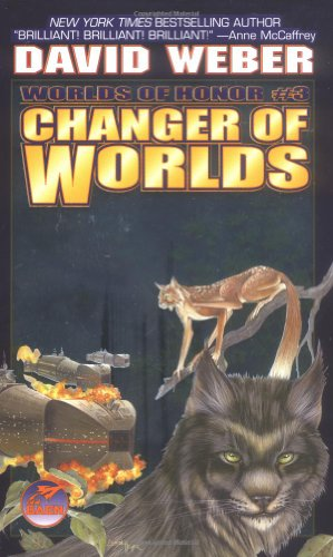 9780743435208: Changer of Worlds (Worlds of Honor, Book 3)