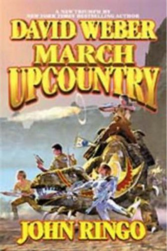 9780743435383: March Upcountry (March Upcountry (Paperback))
