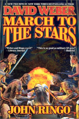 March to the Stars ***SIGNED***: David Weber &