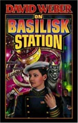 9780743435710: On Basilisk Station (Honor Harrington)