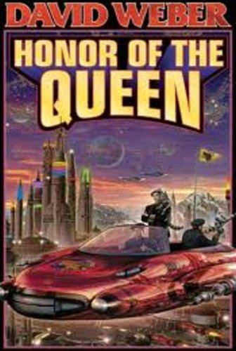 9780743435727: The Honor of the Queen (Honor Harrington #2)