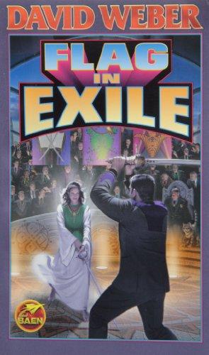 9780743435758: Flag in Exile (Honor Harrington #5)
