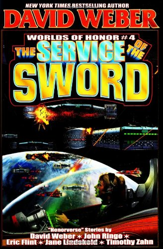 9780743435994: The Service of the Sword (Worlds of Honor 4)