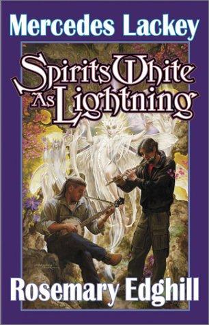 9780743436083: Spirits White as Lightning (Bedlam Bard, Book 5)