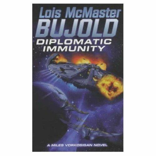 9780743436120: Diplomatic Immunity (Miles Vorkosigan Adventures)