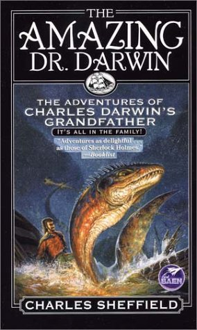 9780743436137: The Amazing Dr. Darwin: The Adventures of Charles Darwin's Grandfather