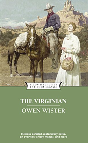 9780743436533: The Virginian (Enriched Classics (Pocket))