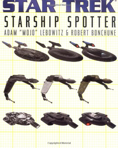 9780743437257: Star Trek: Starship Spotter