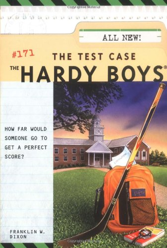 9780743437387: The Test Case (Hardy Boys, No. 171)
