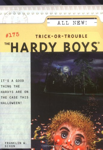 9780743437592: Trick-or-Trouble (The Hardy Boys #175)