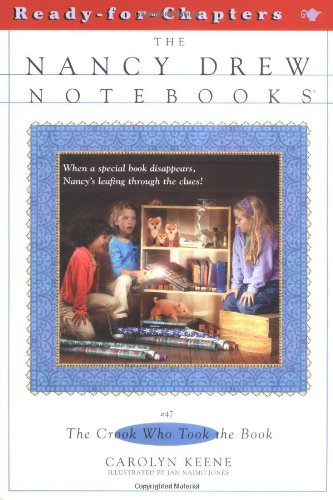 9780743437615: The Crook Who Took the Book (Nancy Drew Notebooks #47)