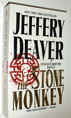 9780743437806: The Stone Monkey (Lincoln Rhyme Novels)