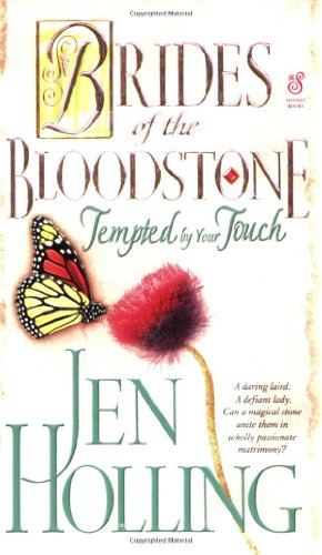 9780743438025: Tempted by Your Touch (Brides of the Bloodstone)
