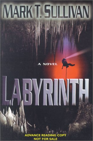 Labyrinth: A Novel: Sullivan, Mark T.