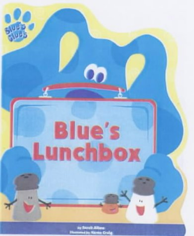 9780743440196: Blue's Lunchbox (Blue's Clues)